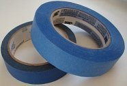 blue art tape