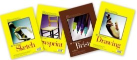 different kinds of drawing paper