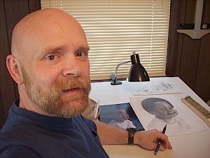 artist Jeffrey Rutledge
