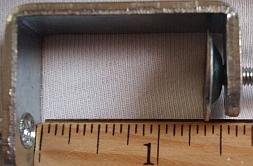 pantograph clamp